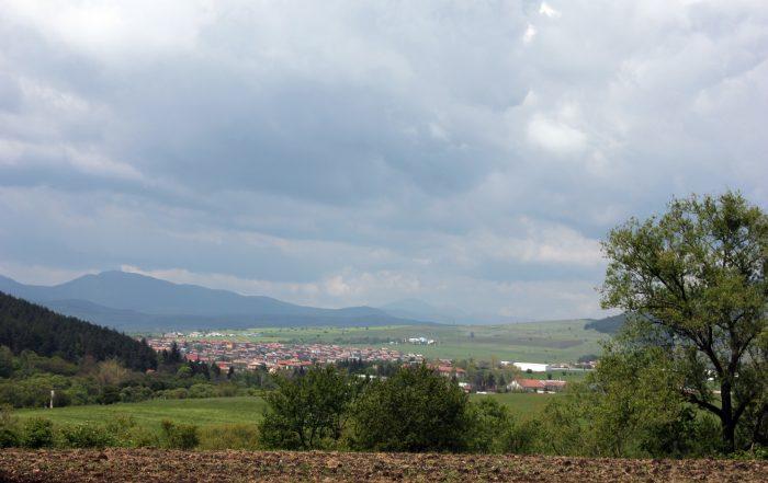Изглед към Брезник