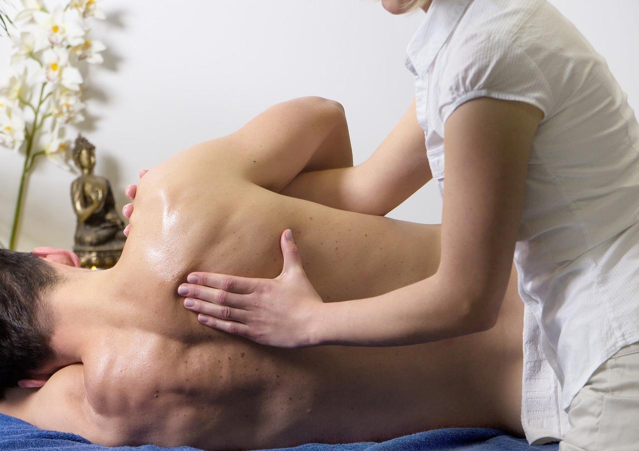 Акупресурен масаж