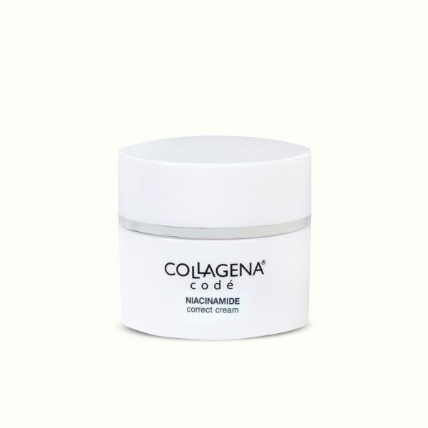 NIACINAMIDE correct cream COLLAGENA Codé