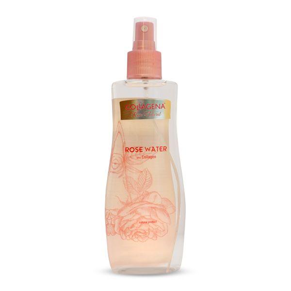 Розова вода с колаген, COLAGENA