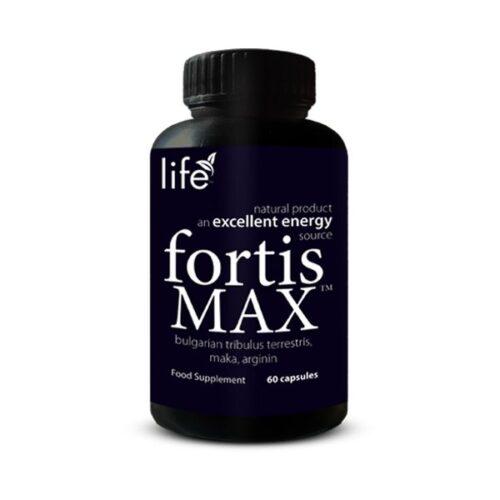 FortisMAX за мъжка сила и енергия